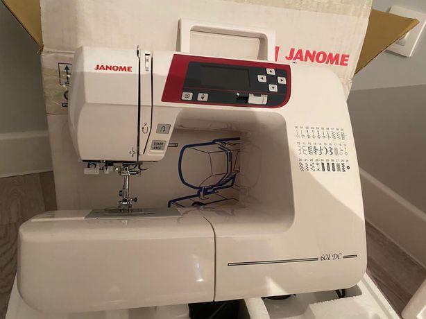 Швейная машинка Janome dc 601