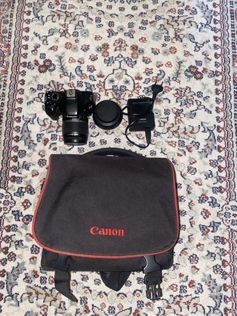 Фотоаппарат Canon 550D +2 объектива+сумка