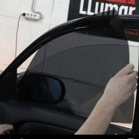 Продам съёмную тонировку на авто