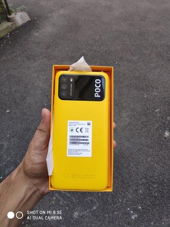 Xiaomi Poco M3 Yellow 64GB