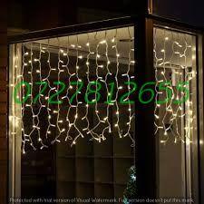 Instalatie exterior tip Perdea Luminoasa 5x1m 240 LED