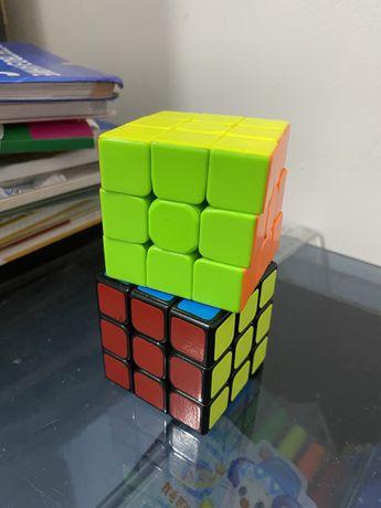 Два кубика Рубика