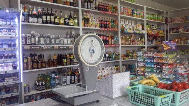 Продуктовый магазин на Мустафина, наработанный