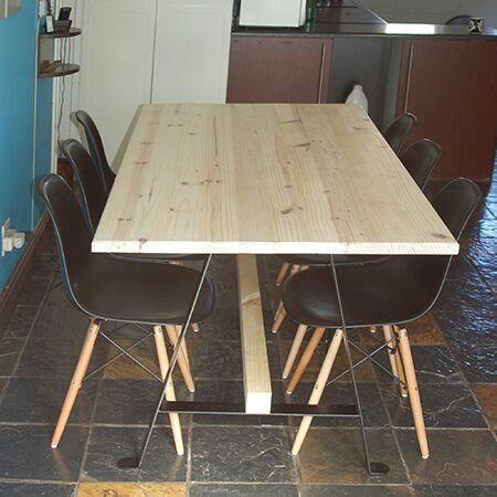 Blat ( panou, placa) lemn masiv pin perfect finisat si slefuit