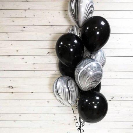 Геливые шары. Бесплатная доставка 24/7.