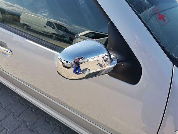 Хромирани кацаци за огледала на Голф4 и Бора