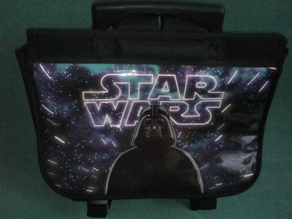 Чанта с колелца