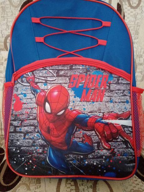 Rucsac, Ghiozdan, Pentru băieți. Spider-Man. Nou ,sigilat.