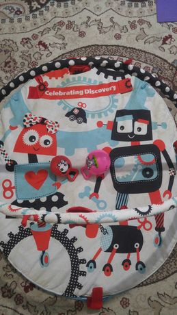 Детский игровой коврик плюс подарки