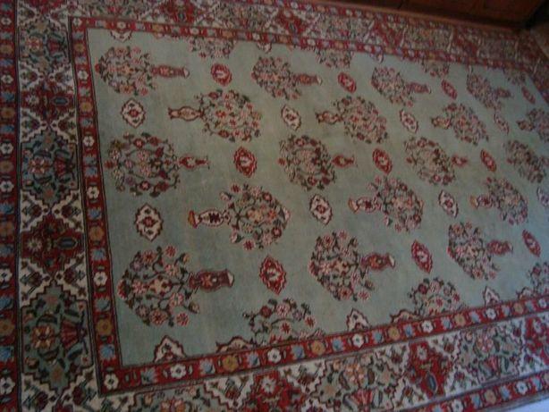 Covor persan lana 100% lucrat manual, calitate deosebita, ICECOOP Ro