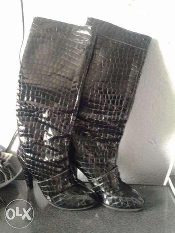 продам итальянские сапоги kalliste