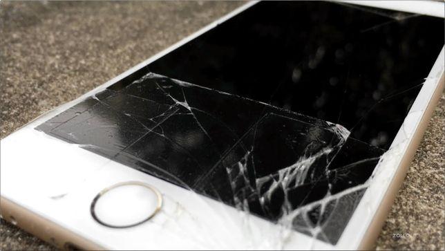 Inlocuire,schimbare geam, sticla iPhone 6,7,8, Plus, X, Xs, Xs Max