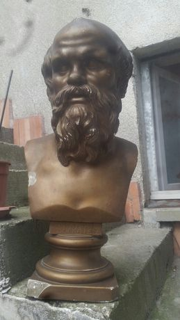Bust Socrate