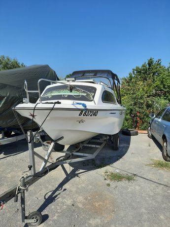 Barca ,motor+ peridoc
