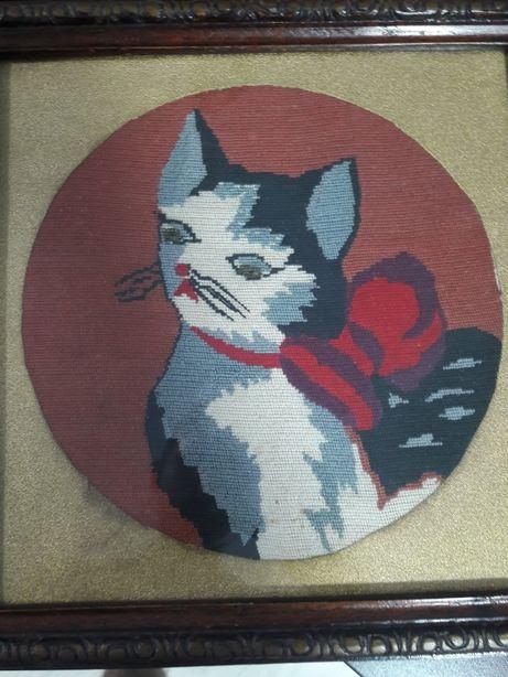 goblen pisica