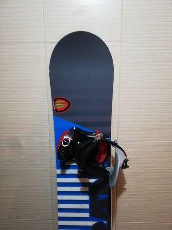 Placă snowboard 160cm /legaturi /boots