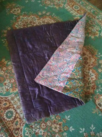 Детское одеяло стеганое ватное