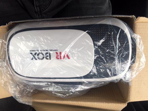 Очила за виртуална реалност-VR box Diva