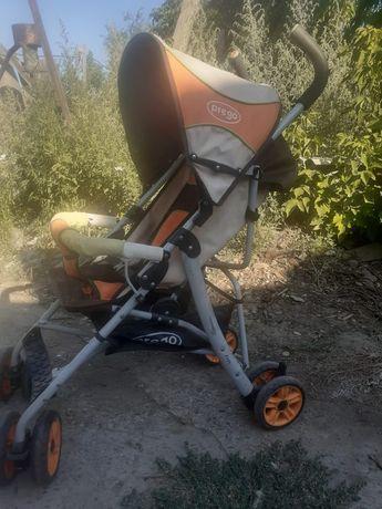 Продам детскую коляску российского производства.