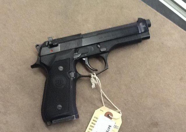 "Pistol / Taurus"" MODIFICAT airsoft Beretta, CO2, CU AER COMPRIMAT gaz"