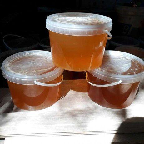 натуральный свежий мёд