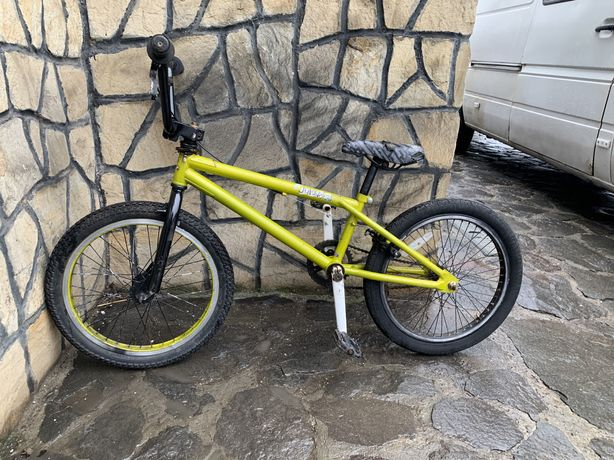 "Bicicleta bmx jumper Joker faoaie si pinion mic roti 20"""