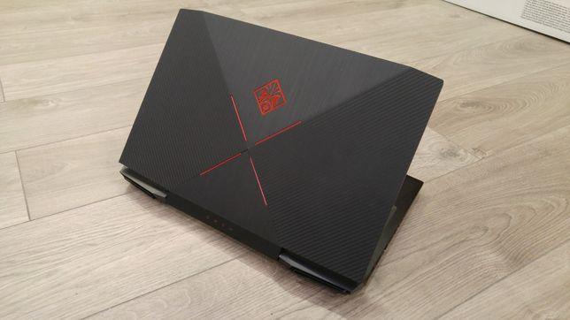 Laptop gaming HP OMEN, intel core- i7-7700HQ, video NVIDIA GTX 1050TI