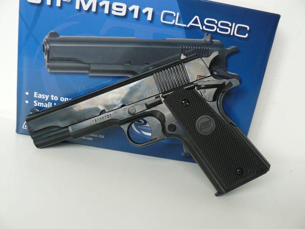 Pistol Airsoft COLT STI M1911 CLASSIC,Nou, Model Spring/Manual, 0,5 J