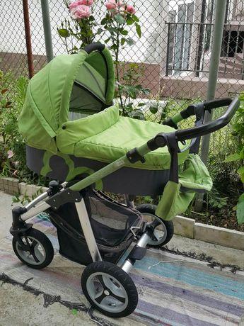 Бебешка количка baby design