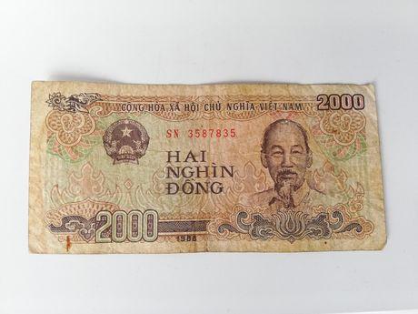 Bancnotă 200 Dong