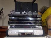 DVD bluray players,(Sony,Toshiba,Panasonic),video monitoring,speakers