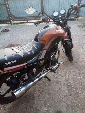 Продам мотоцикла racer tiger150-23rc в хорошем состоянии