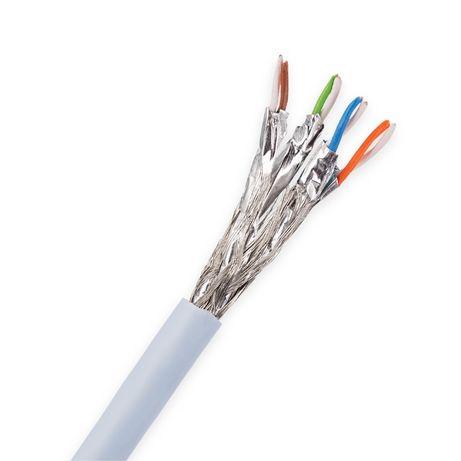 Cablu de retea (ethernet) la metraj Supra Cables CAT8 STP PATCH FRHF