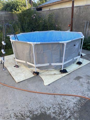 Каркасный бассейн 3.05м 99см