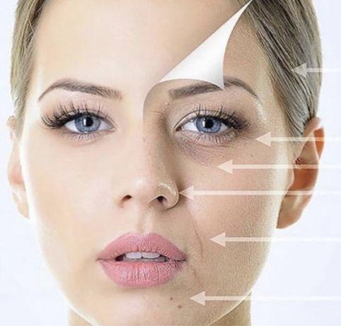 Омолаживающая Процедура ультрафонофорезовым аппаратом Для лица: 1 форм