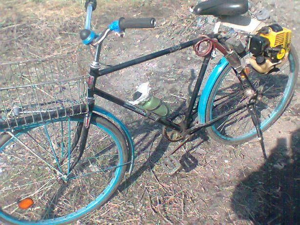 шустрый эконом велосипед