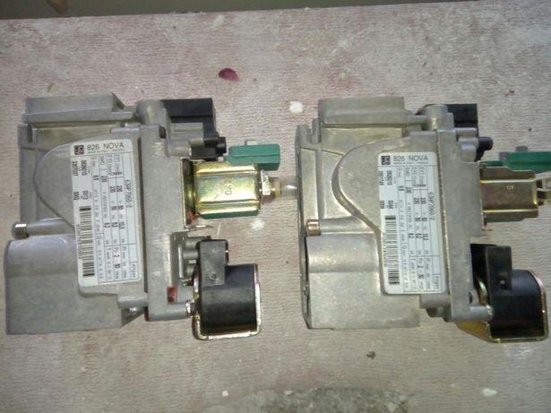 Vana de gaz generator aer cald