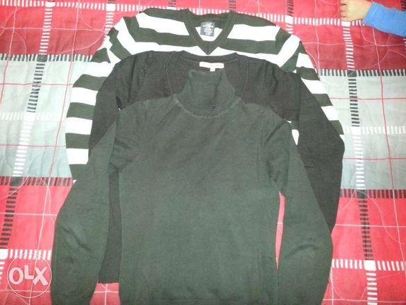 3бр.дамски пуловера n&m