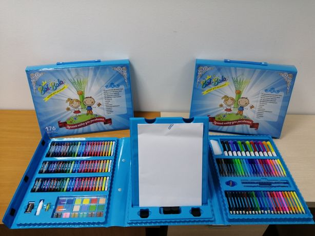 Наборы для рисования! Лучший подарок на Новый Год для детей!