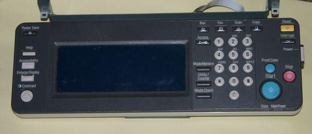 Board/Display Konica Minolta C250/C350/C450