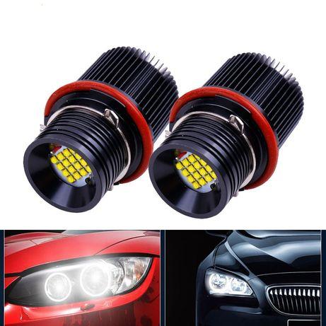 160 W ЛЕД Крушки LED Angel Eyes Ангелски Очи BMW E39 E60 X5 E65 X3 E87