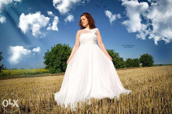"""намалям сватбена рокля от """"Грънчаров и Син"""""""