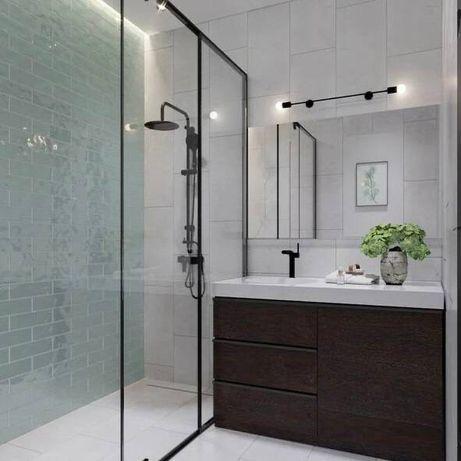 Изготовление душевых кабин, перегородок, стеклянных шторок для ванн...