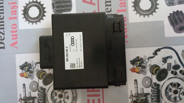 Calculator Regulator Stabilizator tensiune Audi A6 4g A7 A8 4H