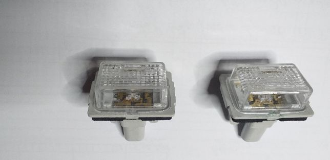 Lampi cu LED la 12 volti