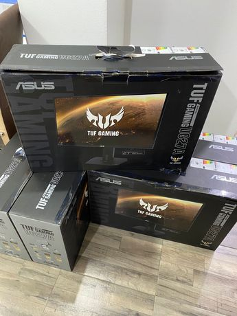 """Asus TUF Gaming 27""""  4K 165Hz Noi"""