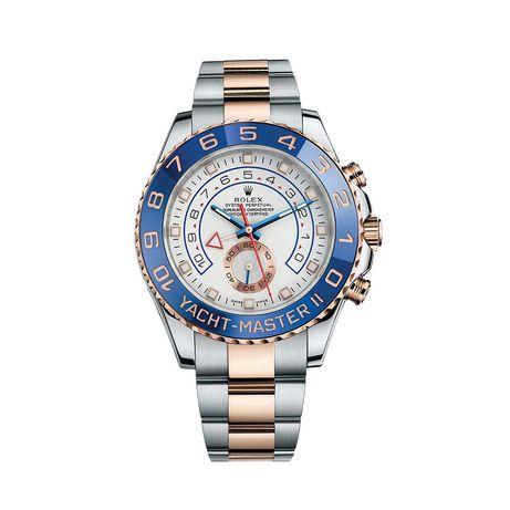 Часовник Rolex Yacht-Master ll Steel & 18K Rose Gold