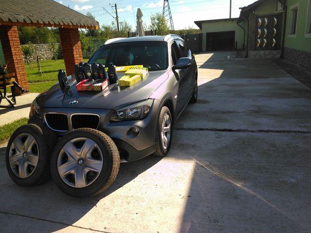 BMW X1 X-line Sport Distribuție schimbată+jante tablă+c iarna noi