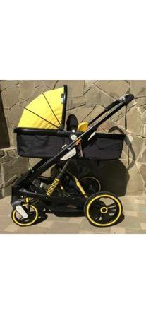 Продам коляску uha baby