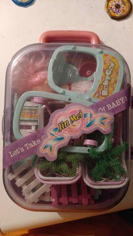 Set jucări păpuși